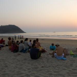 Kuddle Beach, Gokharna, India